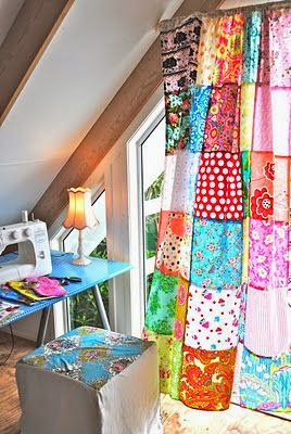 Cortinas Boho Chic DIY