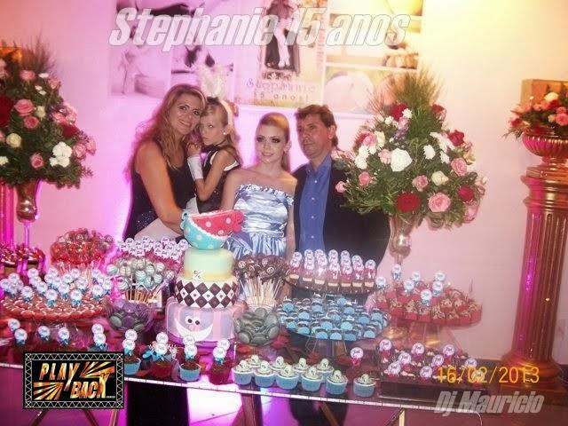 Stephanie 15 Anos