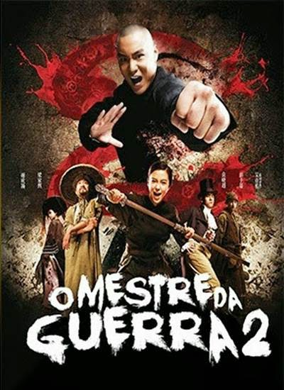 O Mestre da Guerra 2 AVI Dual Audio BDRip