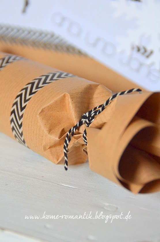 home romantik simple geschenkverpackung selber machen. Black Bedroom Furniture Sets. Home Design Ideas