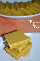 Mysore Pak/ Soft Mysore Pak- Krishna Sweets Style| Diwali Special Recipes