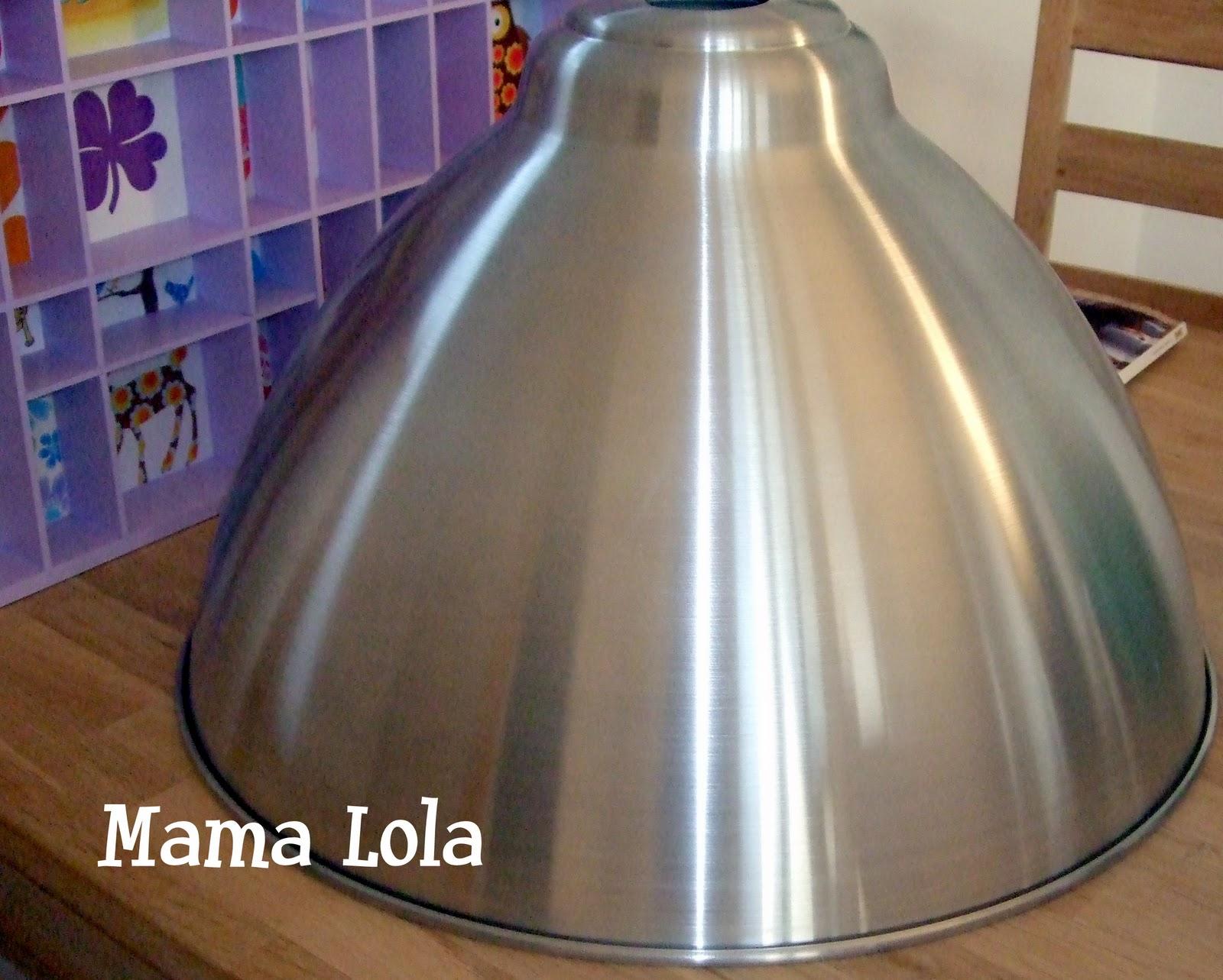 Mamalola.dk: så kom lampen op i stuen....