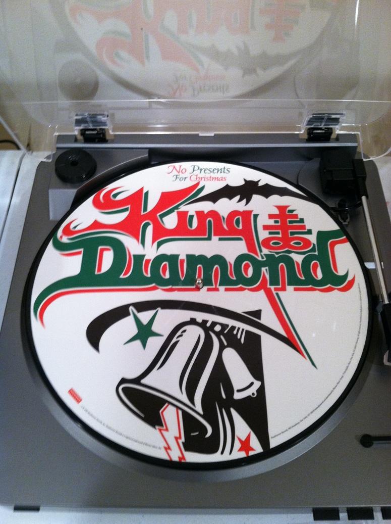 gogmagogical: Black Sunday: King Diamond - No Presents for Christmas ...