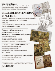 Clases dibujo on-line