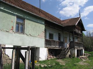 kászoni ház