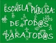 Escuela Pública: De todos para todos