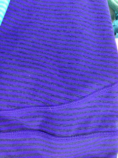 Style Athletics Stripe Workout Pants Yoga Purple MPG Mondetta Performance Gear