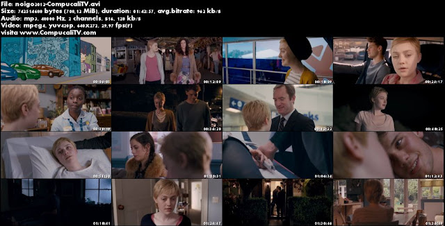 Now Is Good DVDRip Subtitulos Español Latino Película 2012