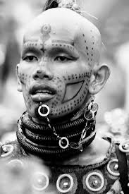 tribal piercing