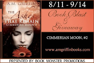 The Ashes That Remain Book Blast & Giveaway