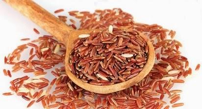 manfaat beras merah untuk diet,cara memasak beras merah,beras merah untuk ibu hamil,beras merah untuk kecantikan,untuk orang diet,untuk diabetes,untuk kulit wajah,merah buat bayi,