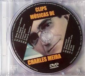 Lançamento DVD CLIPS Músicas de Charles Meira