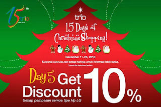 15 Days Of Christmas Shopping (LG)