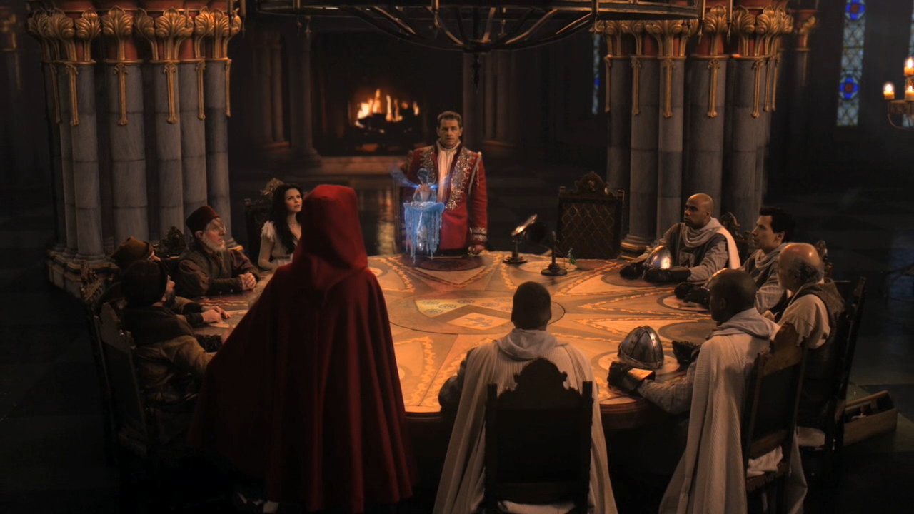 Once upon a blog roundtable discussion how fairy for Table 9 movie