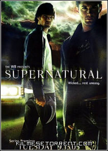 Supernatural 10 Temporada Torrent Dublado