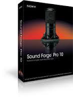 برنامج Sound Forge لتحرير الصوت