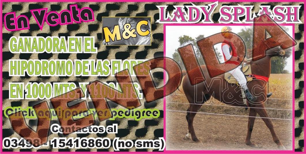 LADY SPLASH - 20/10/14