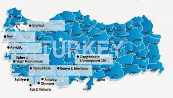 Ρωσικό think-tank δείχνει ως Ελληνικό έδαφος την Τουρκία και τα Σκόπια ως Σερβία!