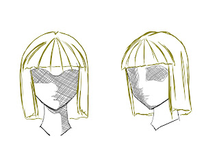 How To Draw Anime Hair Step 11