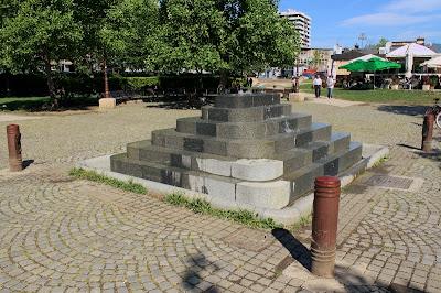 Fontana - Trg Bartola Kašića