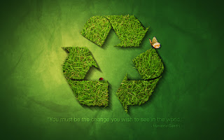 Earth Day 2012 PowerPoint Background Free Download 6