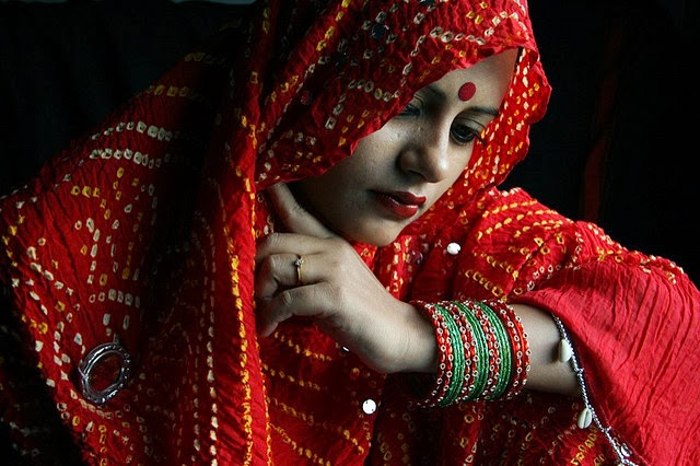 Beautiful Women Of India