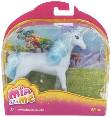 JUGUETES - MIA AND ME : Mia y yo  Unicornio Wind | 13 cm | Figura  Producto Oficial Serie Television 2015 | Mattel CFD65  A partir de 3 años | Comprar en Amazon