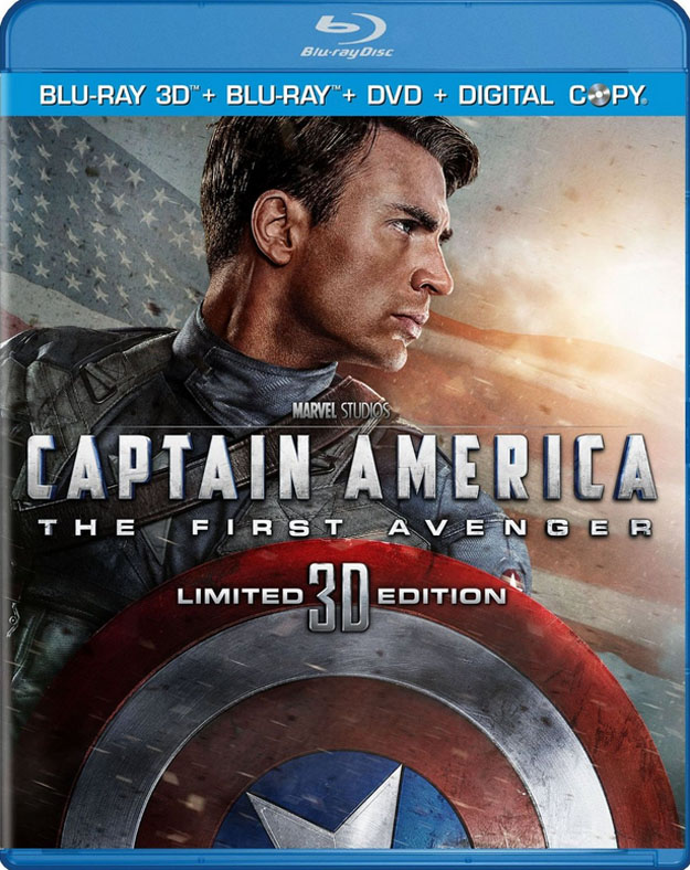 Captain America The First Avenger 2011 720p BRRip 