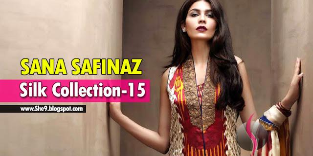 Sana Safinaz Best Silk Dress Collection