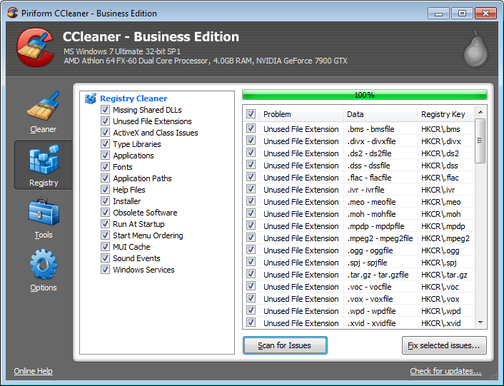 Ccleaner business edition v full 6 mb mari - Open office 64 bit windows 7 download ...