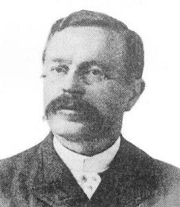 Ingeniero Hjalmar Fredrik Stavelius (1842-1901)