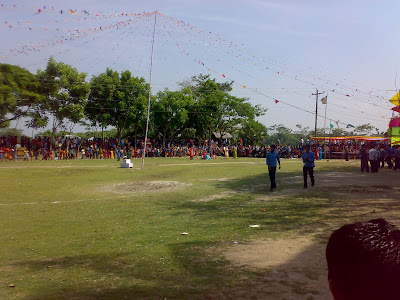 Girls school celebrate sports day