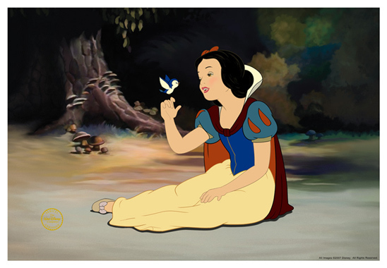Morbid March Hare: Disney's Snow White and the Seven Dwarfs