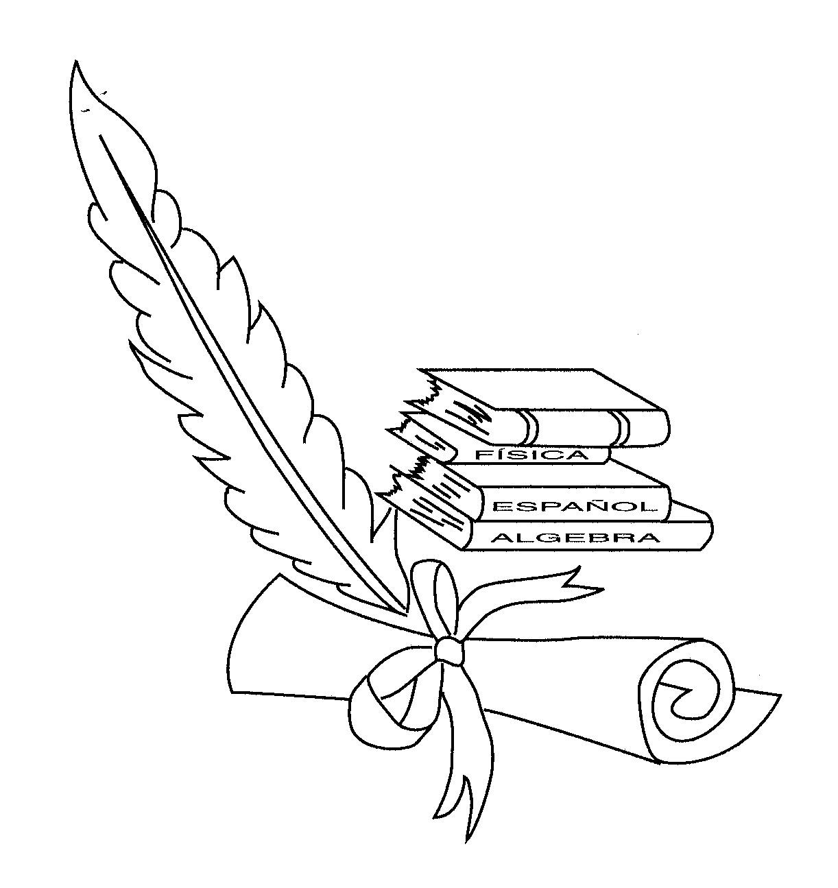 Dibujos de birretes de graduacin para colorear  Imagui