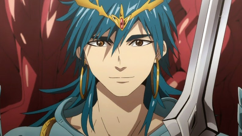 Magi: The Kingdom of Magic Episode 25 Subtitle Indonesia [Final]