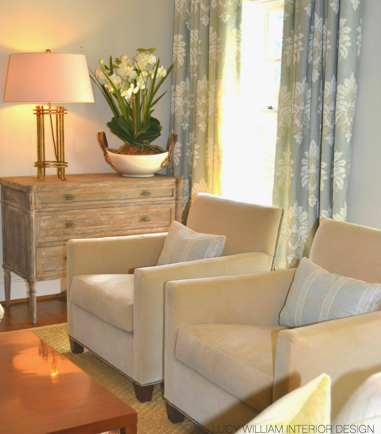 Lucy Williams Interior Design Blog Before And After Pinewood Living Room