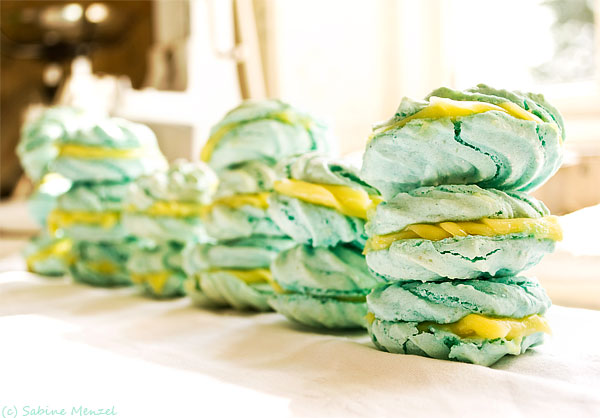 Psynopsis DIY Laduree Macaroons