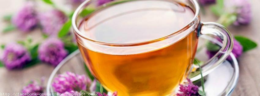 Couverture journal facebook une tasse de thé
