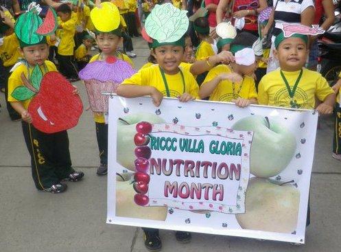 mga larawan of poster making na buwan ng wika 2011