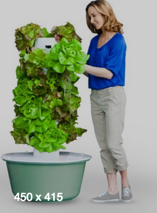 JuicePlus+ Grow a Vertical Salad Tower