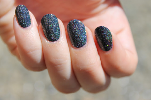 Black Sheep Lacquer Hitman