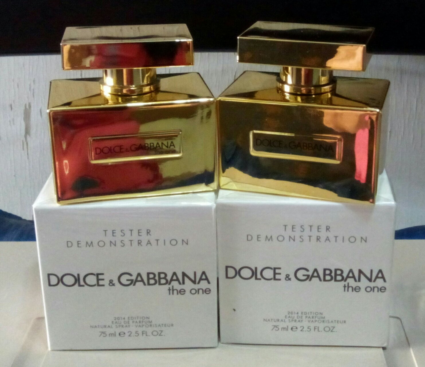 Perfumes And Fragrances: Dolce And Gabbana The One