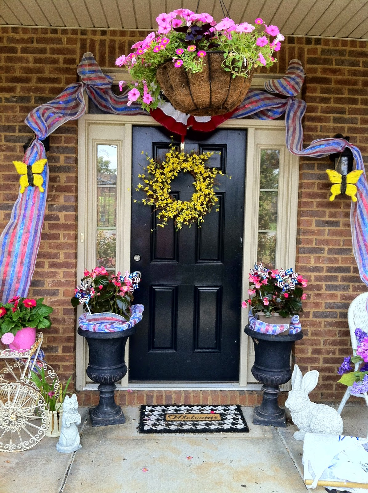 small front porch decorating ideas for summer decoto