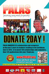 Donate to PALAS