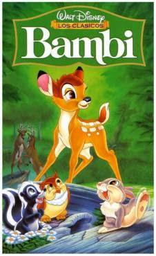 Phim Chú Nai Bambi