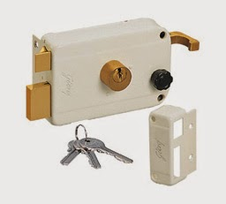 Alarm Door Lock