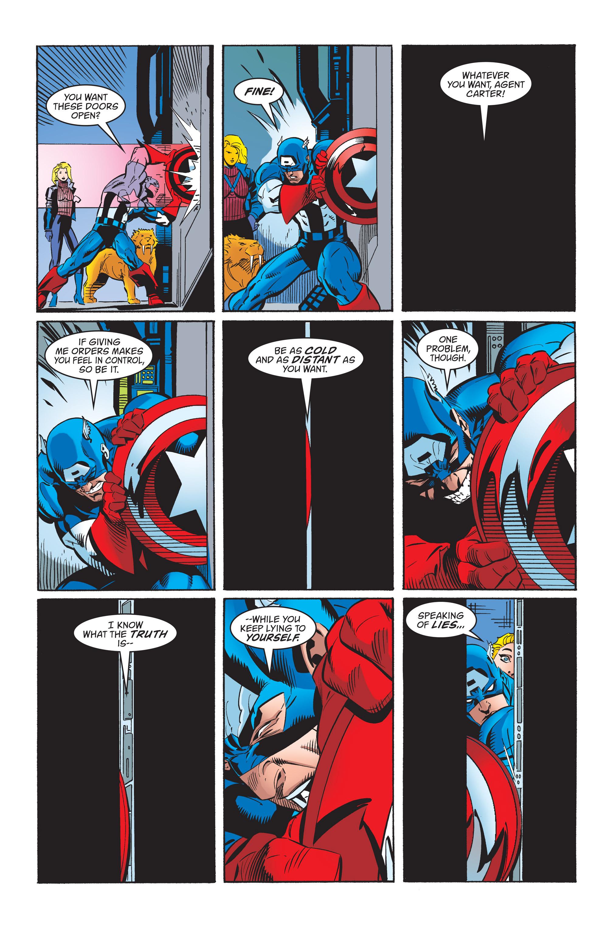 Captain America (1998) Issue #31 #37 - English 11