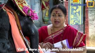 Radhika's historical TV serial - Chandra Kumari new promo ...