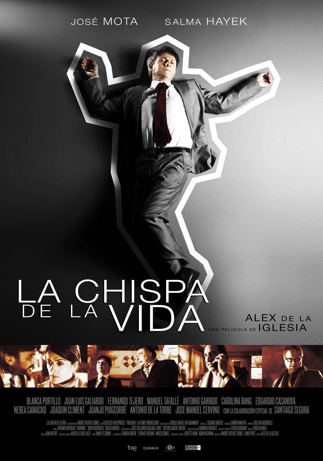 LOS MEJORES DVDRIP DE MORON: LA CHISPA DE LA VIDA