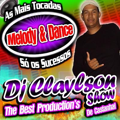 AS MAIS TOCADAS - DJ CLAYESOM / 05/08/2013